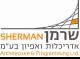"""שרמן אדריכלות ואפיון בע""""מ"""