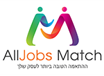 דרושים בAlljobs Match