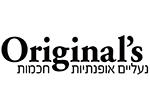 דרושים ברשת אוריג'ינלס Originals